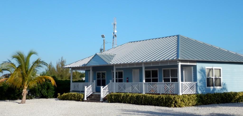 Grand Bahamas bonefishing lodge