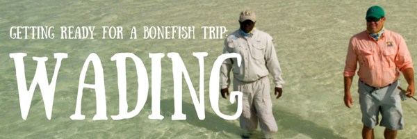 Getting Ready For A Bonefish Trip