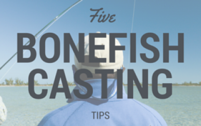 BONEFISHING CASTING