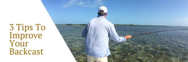 bonefishing Improve Your Backcast